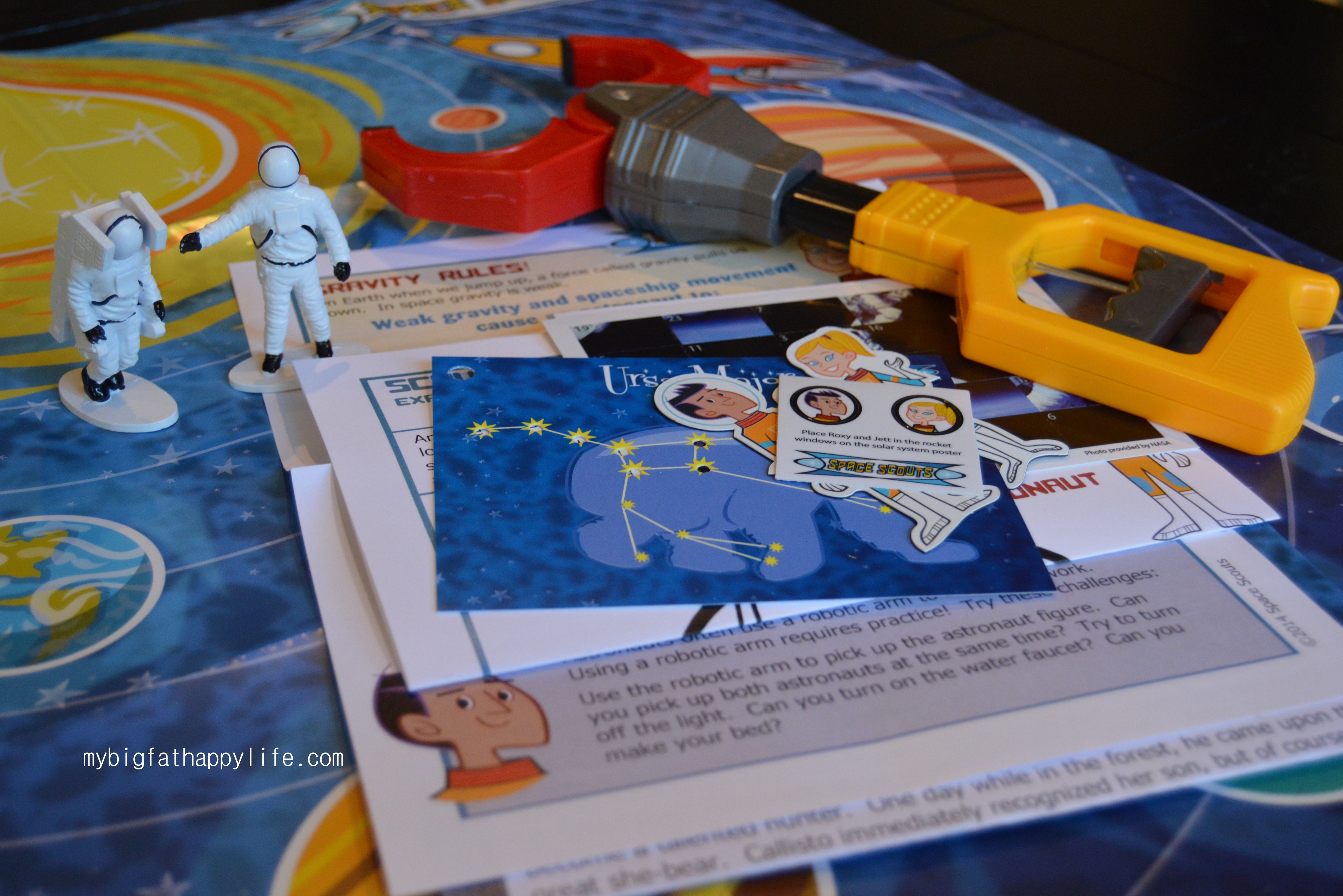 Space Scouts Monthly Subscription Review