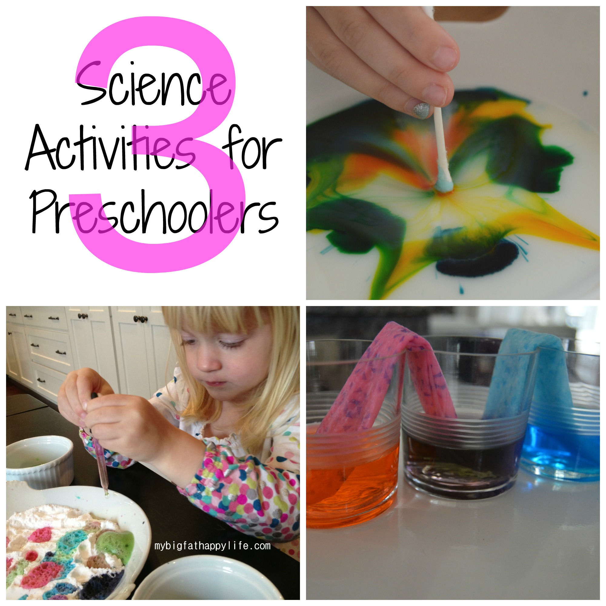 3 Science Activities For Preschoolers
