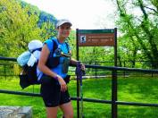 Leaving Harper's Ferry.