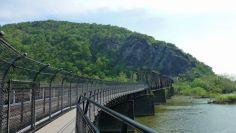 James River Foot Bridge