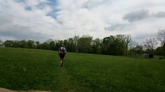 Hiking outside of Boiling Springs
