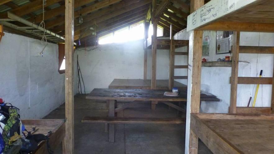 Chestnut Knob Shelter