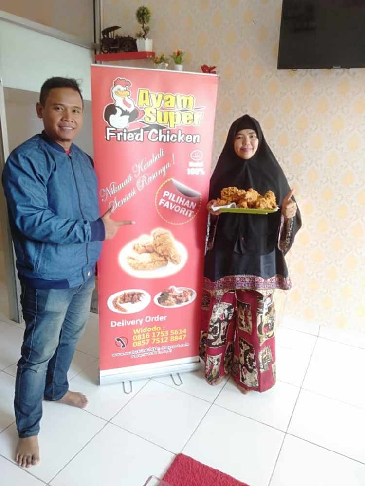 pelatihan fried chicken Sidoarjo