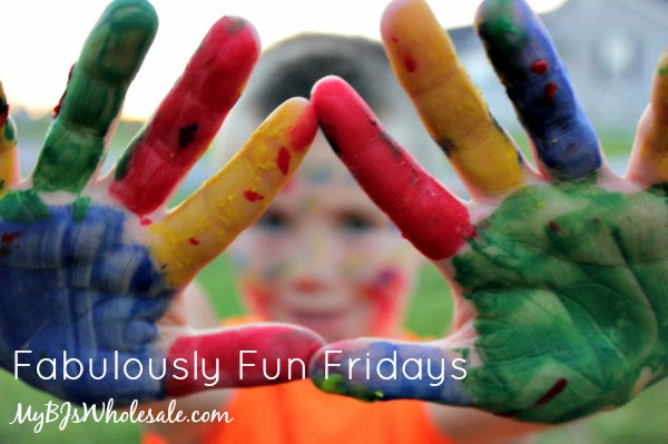 Fabulously Fun Fridays (January 16th Edition)