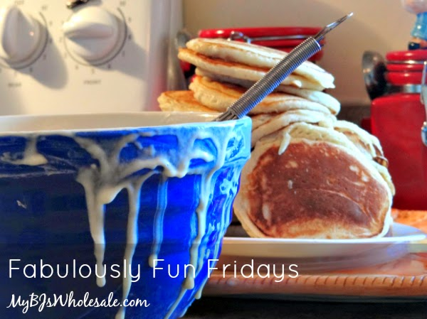 Fabulously Fun Fridays (January 30th Edition)