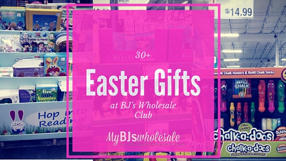 30+ easter gift ideas at bjs