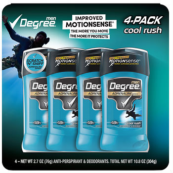 men degree deodorant