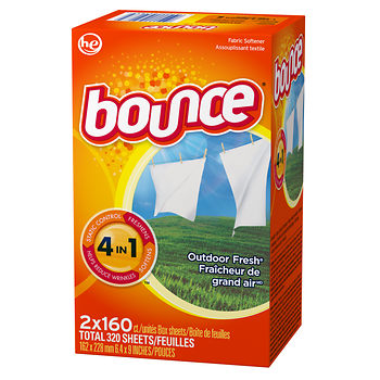 new coupon for bounce dryer sheets