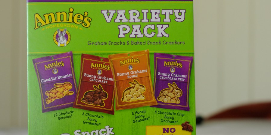 annie's variety pack deal at Bjs Wholesale Club