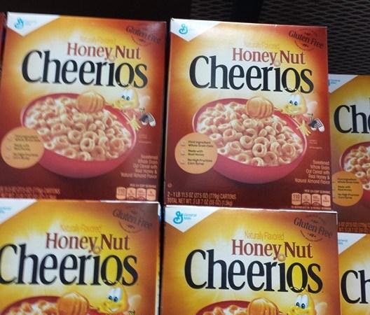 Honey nut cheerios coupons 2018
