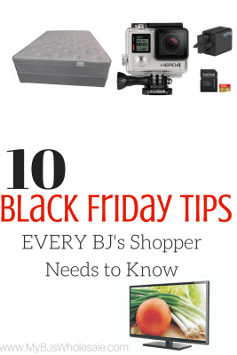 10 Black Friday Tips Every BJ's Shopper Needs to Know