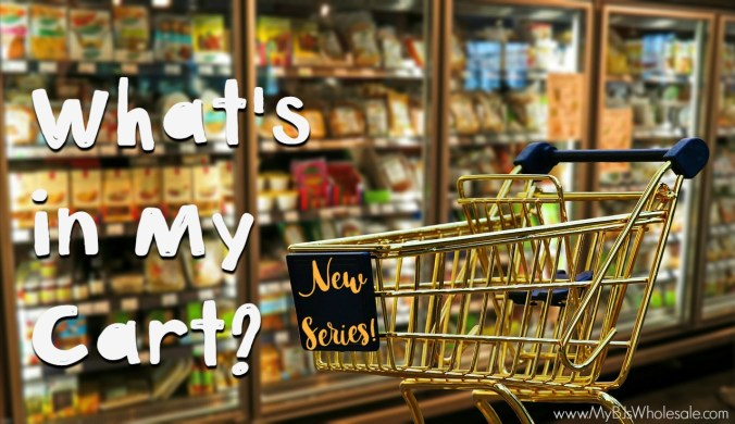 whats in my cart?