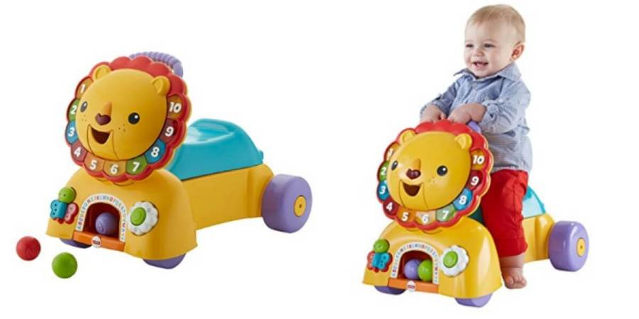 Fisher Price Lion 3-1`