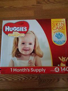 huggies diaper deal at BJs