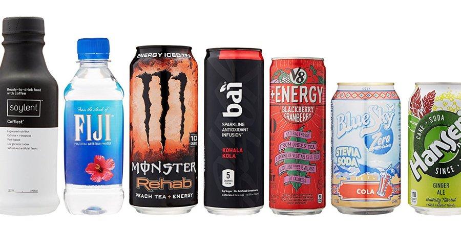 amazon free drink sample box