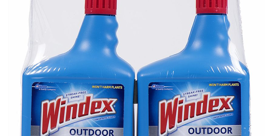 windex outdoor deal at BJs