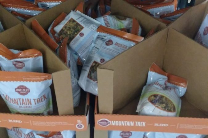 mountain trail mix deal and price at BJs wholesale
