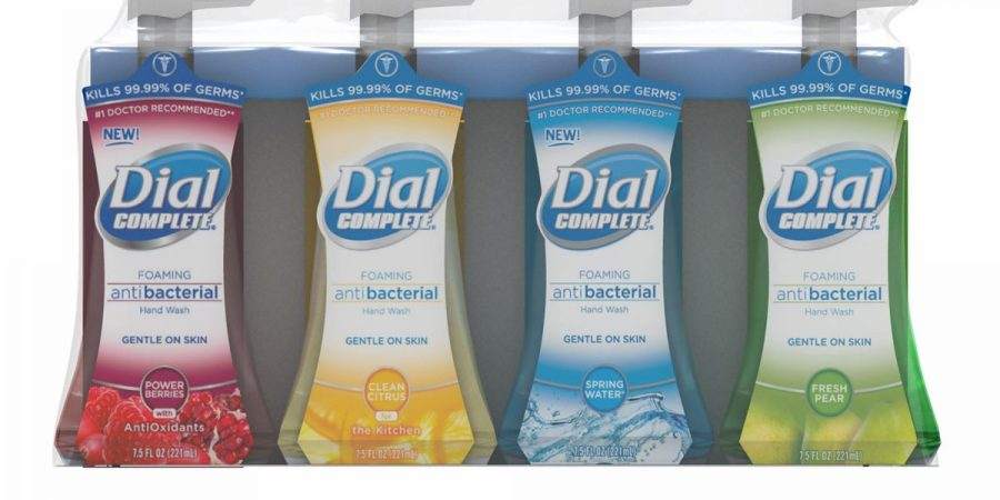 dial complete foaming hand wash bjs