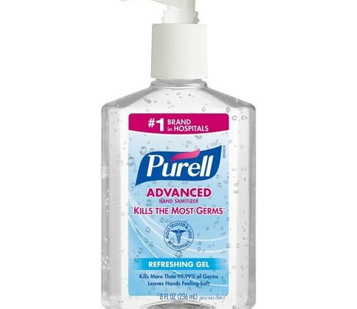 free purell at target one day only 2017