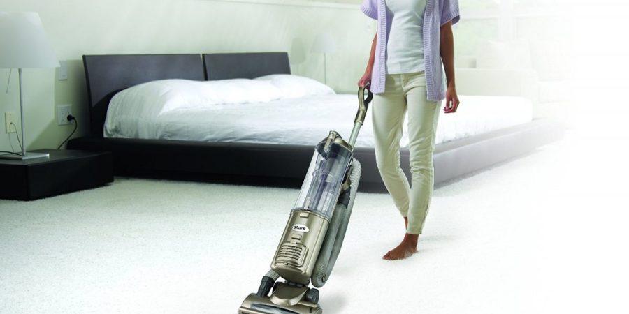 shark deluxe vacuum on amazon deal