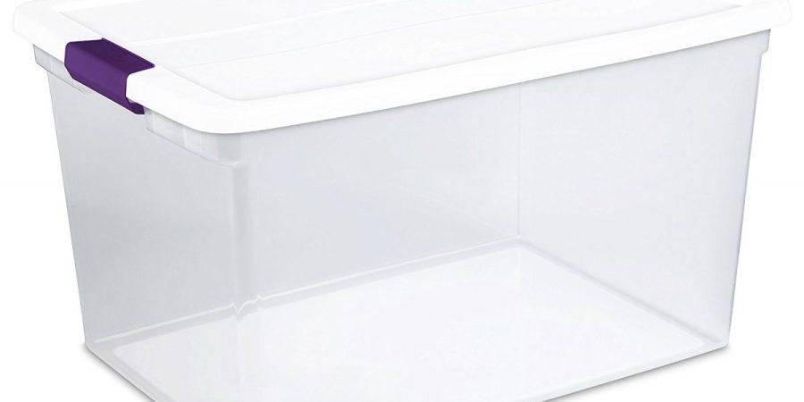 amazon deal on sterilite 6 pack