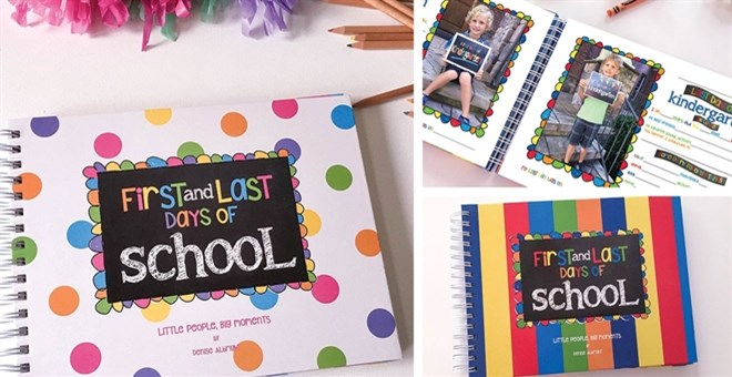 first day last day school book on jane
