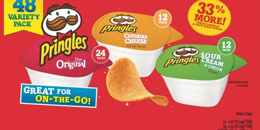 pringles snack stacks