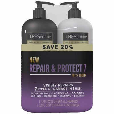 tresemme expert free and cheap at BJs wholesale