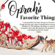 List of oprah's 2017 favorite things list now on Amazon