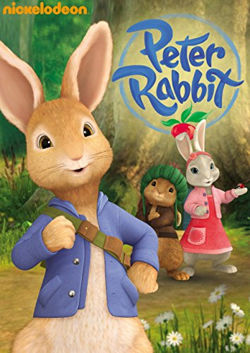 Nickelodeon Peter Rabbit DVD | $2.70
