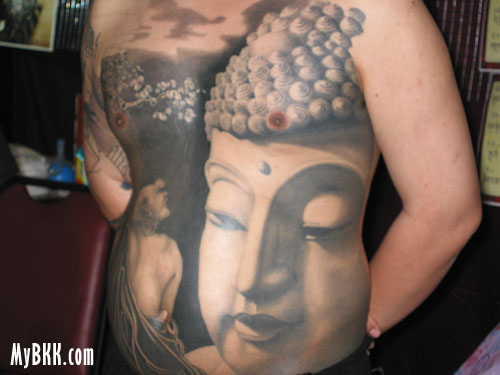 thai tattoo festival