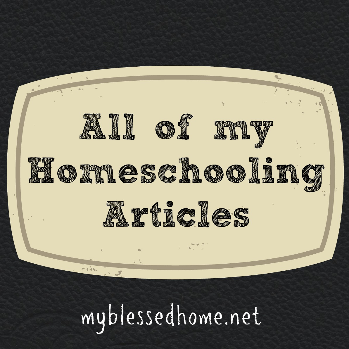 Everything Homeschool