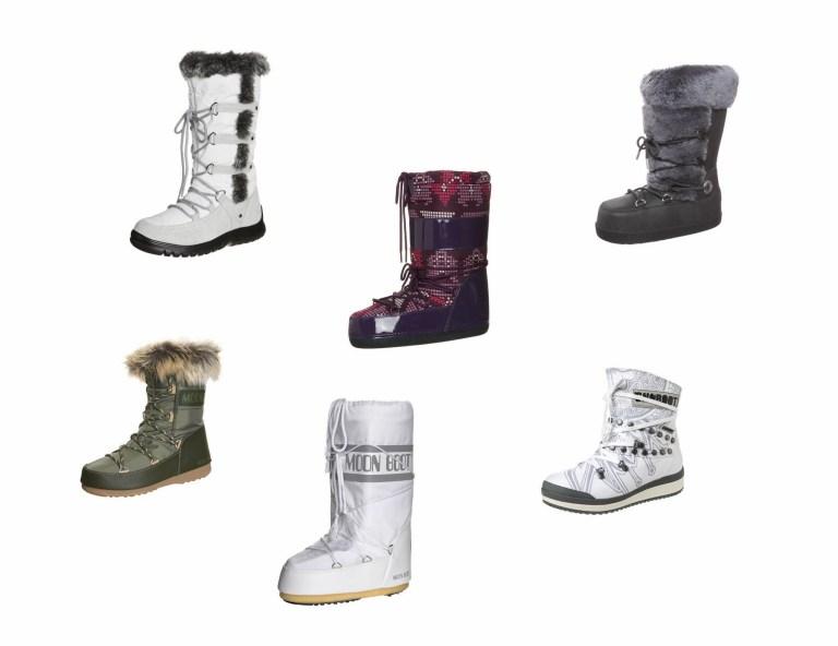 Boots Montagne
