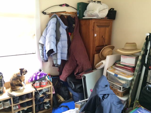 Recoup My Coop – Dining Room Corner:  Progress!