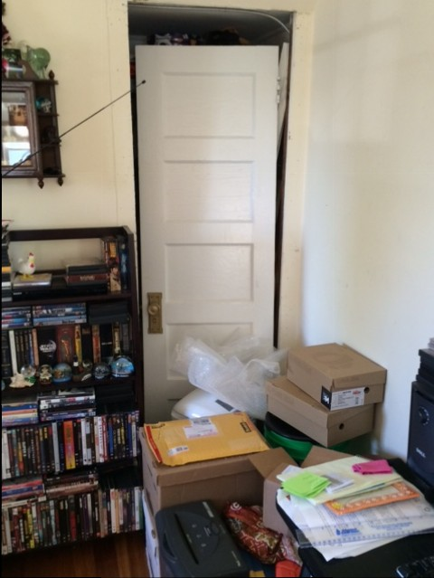 The Great Coat Closet Remodel Project! – Phase 1, Part 1