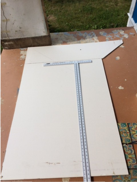 drywall t-square