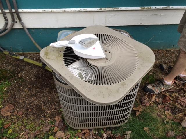 Replacing a Heat Pump Condenser Contactor