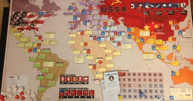 Twilight Struggle – Review