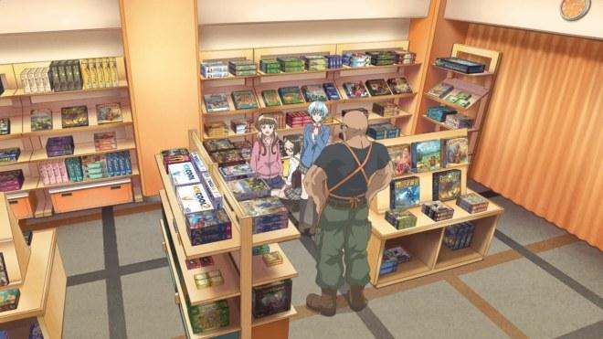 Saikoro Club's game store