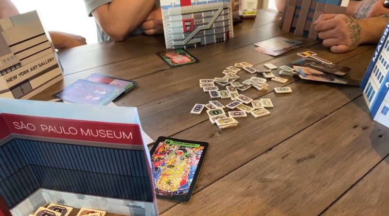 5 Board Games to Play in the Office