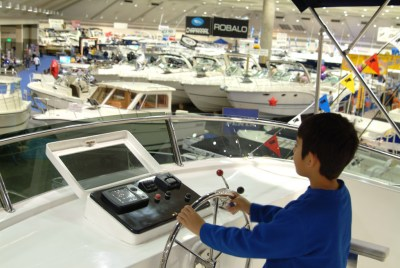 Baltimore Boat Show family events