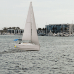 Designer Ken Lange Develops Trailer-able Powerboat For Sailing Enthusiasts of All Ages