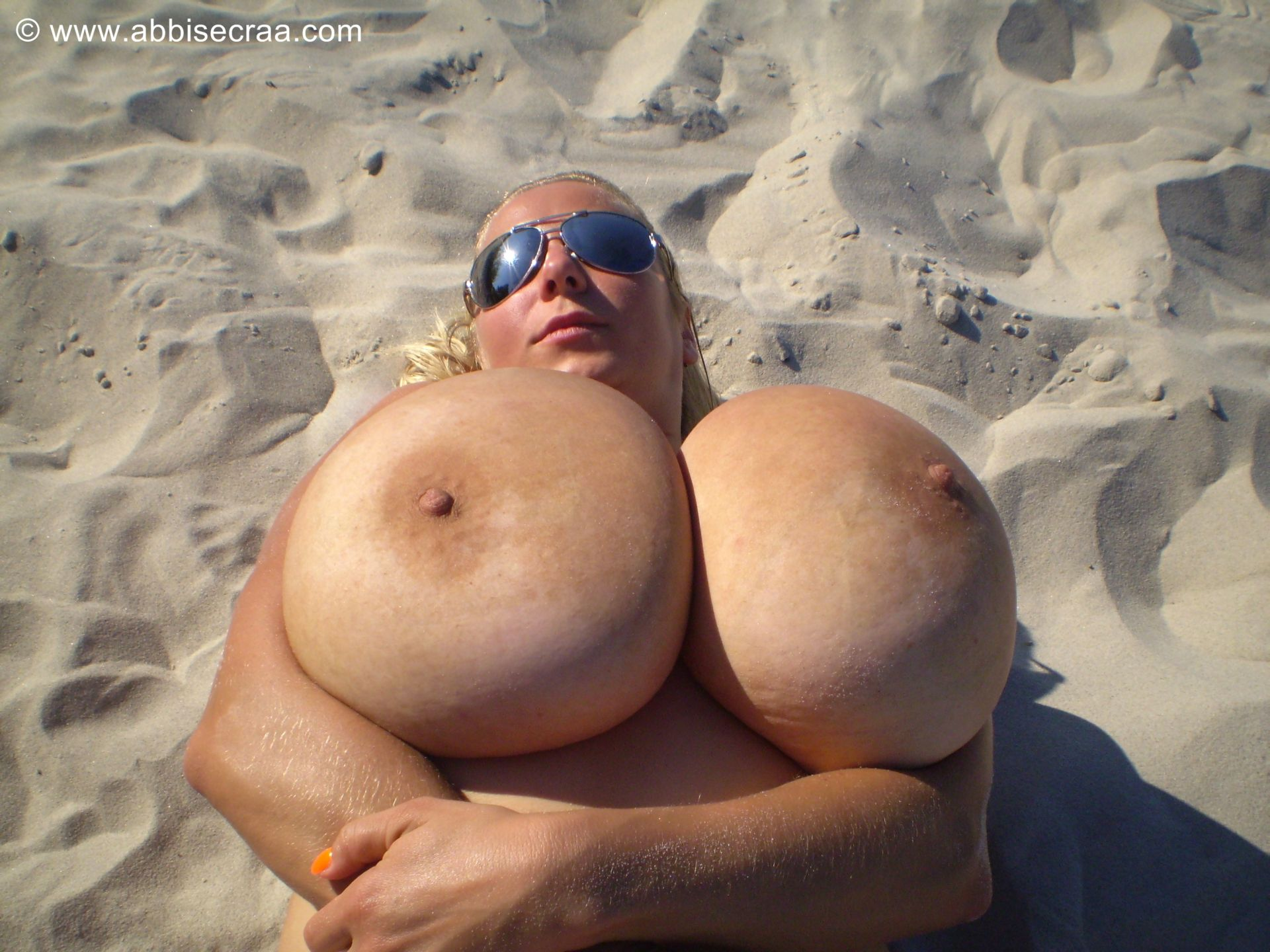 abbi secraa boobs naked beach - Abbi Secraa Massive Boobs …