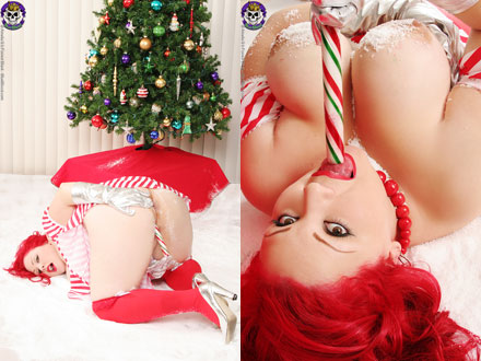 christmas xxx girls