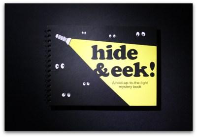 Hide & Eek by Rebecca Sutherland