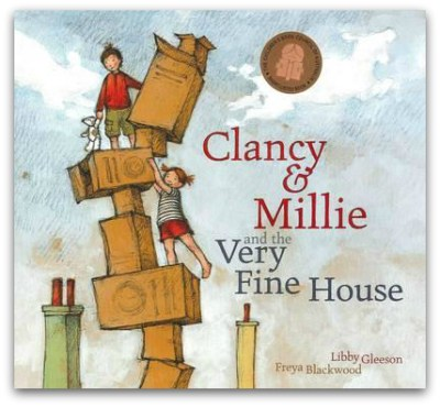 Clancy & Millie and the Very Fine House