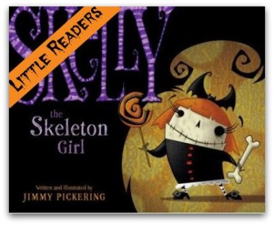 Skelly The Skeleton Girl - Jimmy Pickering