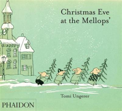 Christmas Eve at the Mellops'
