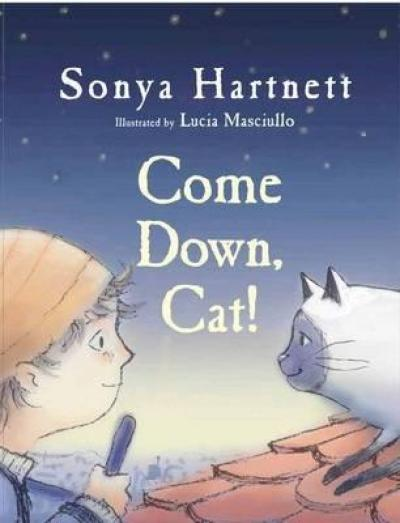 come-down-cat-Sonya Harnett