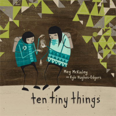 ten tiny things - Glenda Millard